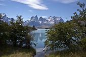 Parque Nacional de Torres del Paine, Patagonia, Chile