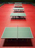 Table Tennis Venue