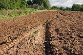 Tractor Mark Trail Soil Plow Field House Farm