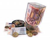 Tarro de euro