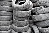 Many Used Tyres