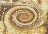 Fast Brown Swirl