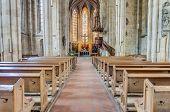 Church Of Our Lady In Esslingen Am Neckar, Germany