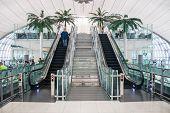Terminal at Suvarnabhumi Airport