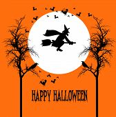 picture of happy halloween  - Happy Halloween and halloween party to night - JPG