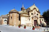 Church, Campillos, Spain.