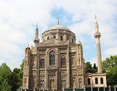 Pertevniyal Valide Sultan Mosque, Istanbul