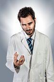 Megalomaniac Doctor