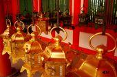 Lanterns At Kasuga Shrine, Nara, Japan