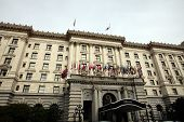 Fairmont Hotel, Nob Hill, San Francisco