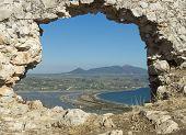 Lagoon Of Divari (gialova) View