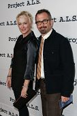NEW YORK- OCT 17: Nancy and Andrew Jarecki attend the Project A.L.S. 15th Anniversary benefit at Ros