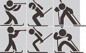 Biatlon Icons