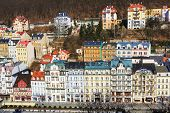 City View Of Carlsbad - Karlovy Vary, Czech Republic.