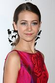 LOS ANGELES - MAR 29:  Emma Fuhrmann at the Humane Society Of The United States 60th Anniversary Gal