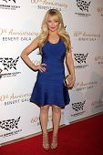 LOS ANGELES - MAR 29:  Charlotte Ross at the Humane Society Of The United States 60th Anniversary Ga