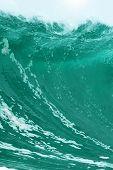 Huge Ocean Wave