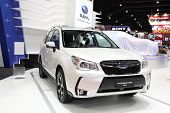 Bangkok - March 25 : Subaru Forester 2.0 Xt Car On Display At The 35Th Bangkok International Motor S