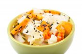 Pickled Cabbage With Carrots