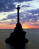 The Monument To The Scuttled Ships