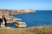 Pembrokeshire Coast, Summer Landscape