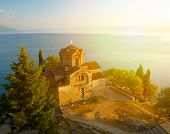 stock photo of macedonia  - Church of St - JPG