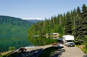 RV Park At The Lake