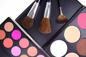 Make-up Corrector With Brushes