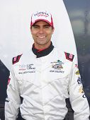 LONG BEACH - APR 1: Colin Egglesfield at the 37th Annual Toyota Pro/Celebrity Race Practice Day on A