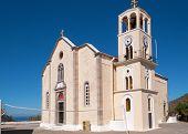 Church & Volleyball