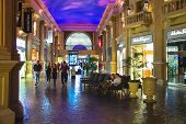 Forum Shops In Caesar's Palace In Las Vegas