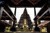 Besakih Temple Bali Indonesia