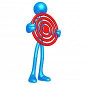Holding Target