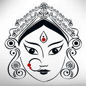 Durga illustration