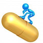 Pill Surfing