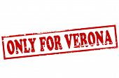 Only For Verona
