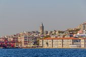 Istanbul Beyoglu district
