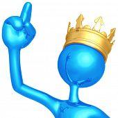 King Has An Idea