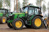 John Deere 5100M Utility Tractor