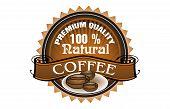 Premium quality coffee