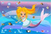 little mermaid,
