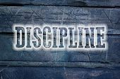 picture of discipline  - Discipline Concept text on background education idea - JPG