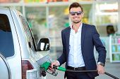 Petrol Filling Station