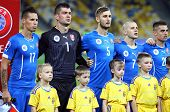 Uefa Euro 2016 Qualifying Game Ukraine Vs Slovakia