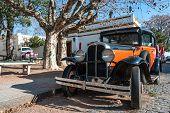 Historic Neighborhood In Colonia del Sacramento