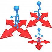 Idea At Crossroads