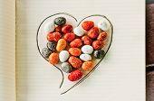 Heart, Stones