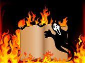 Book In Fire