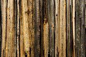 Natural Barn Board Background