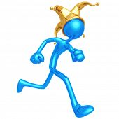 Jester Running